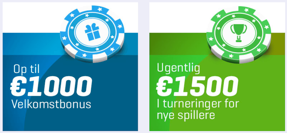 NordicBet Poker Bonus