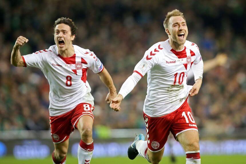 Danmarks VM trup